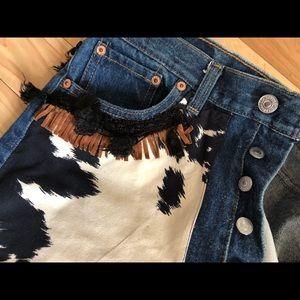 Levi's Jeans - Vintage 501 button Levi's